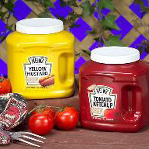 C F & B Ketchups, sauces & condiment, spices